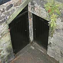 Two cellars in Dundas Street, Edinburgh